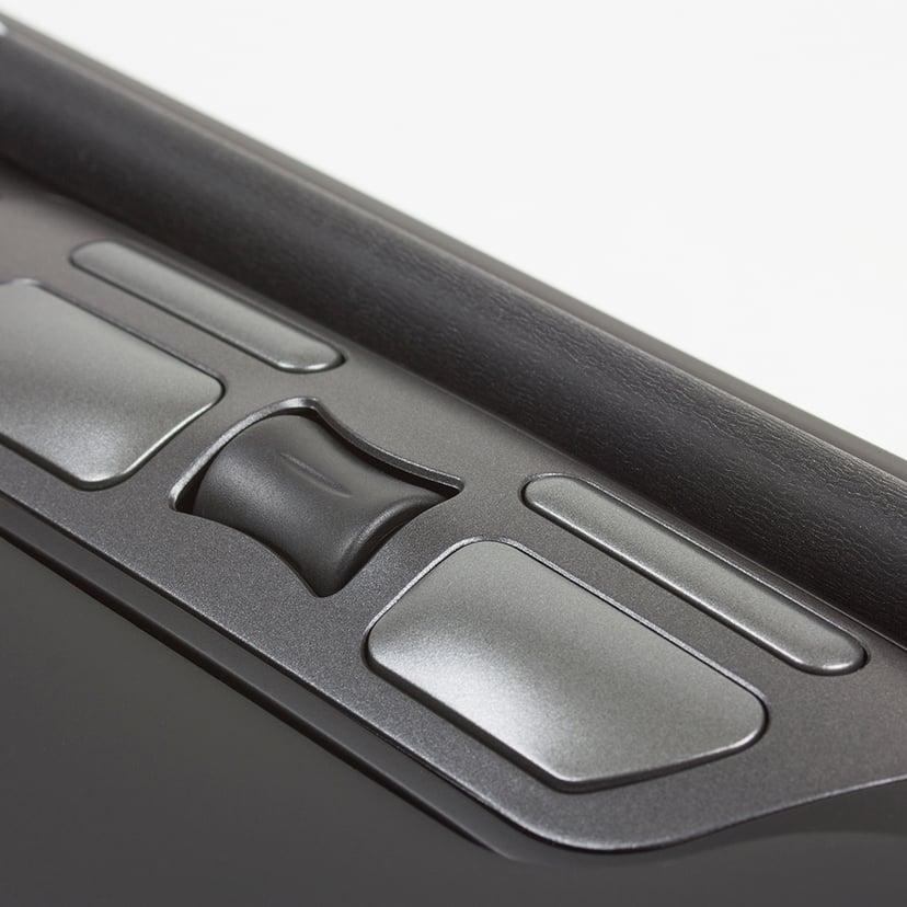 Kondator Ergoslider Plus+ USB Black Zwart Met bekabeling 800dpi