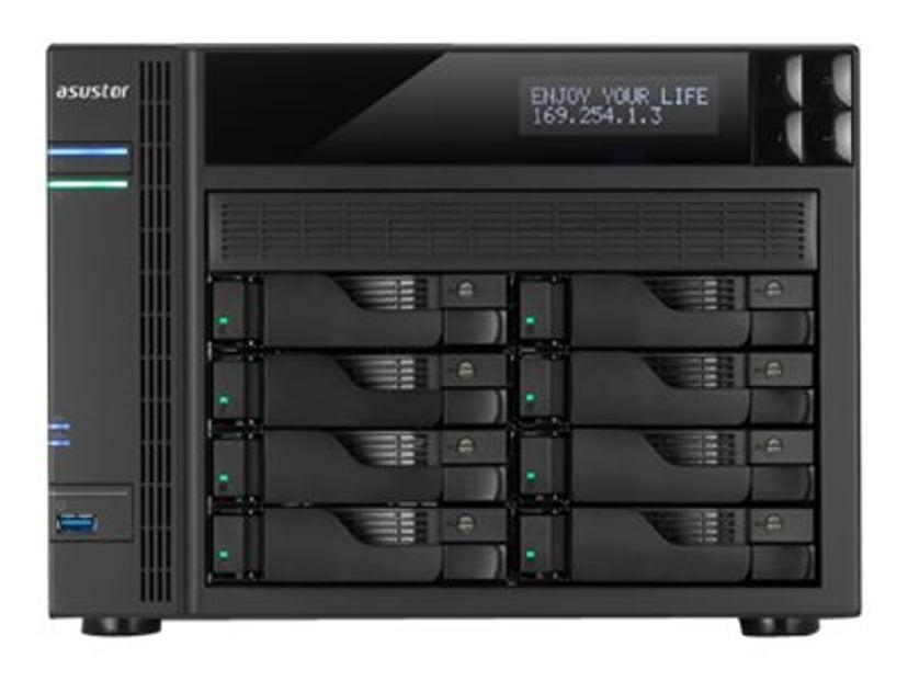 Asustor AS6208T 0TB NAS-server