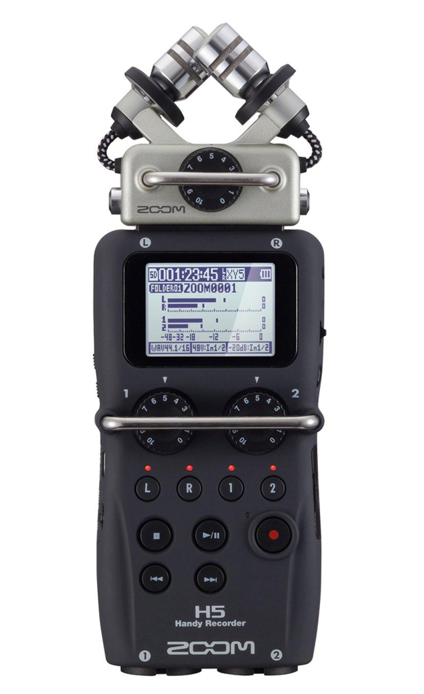 Zoom H5 Handyrecorder