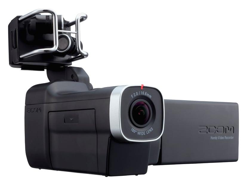 Zoom Q8 Handhållen Videokamera