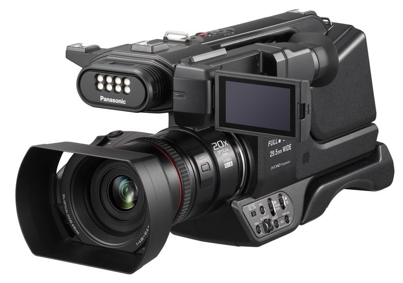 Panasonic HC-MDH3E Svart