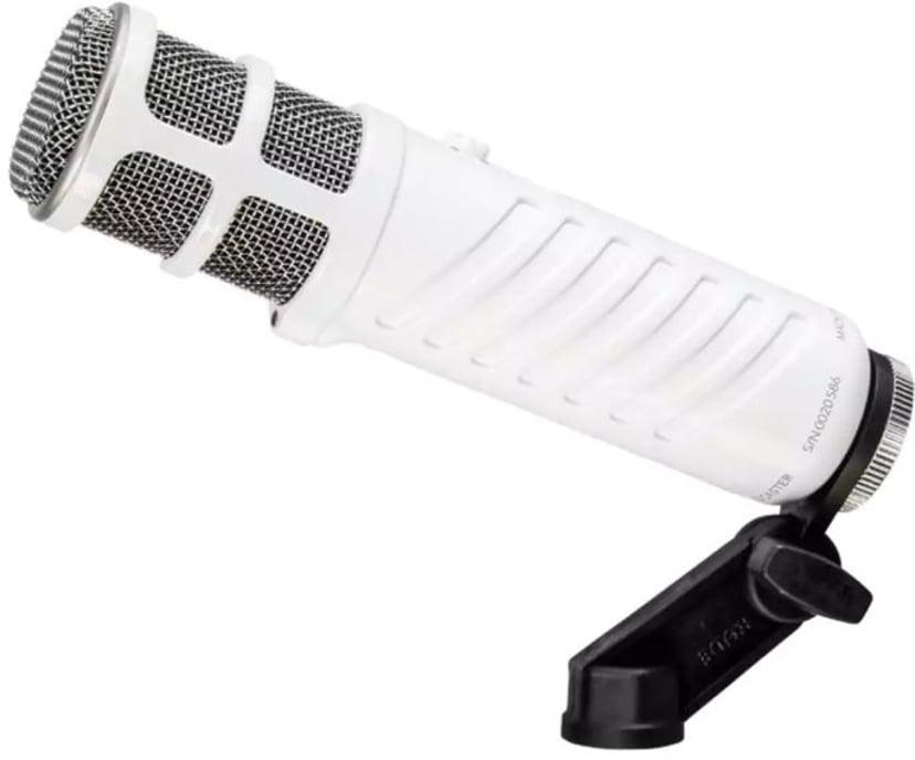 Røde Podcaster Hvid