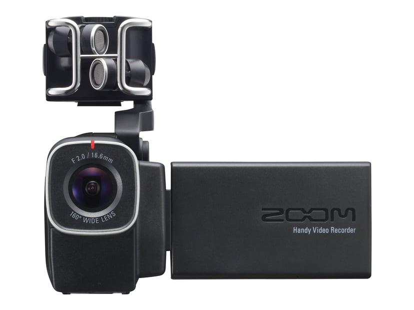 Zoom Q8 Musta