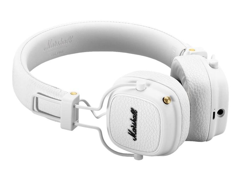 Marshall Major III Bluetooth Hvid