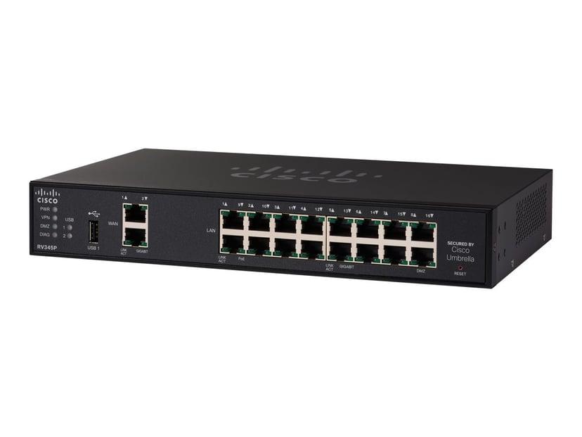 Cisco Small Business RV345P
