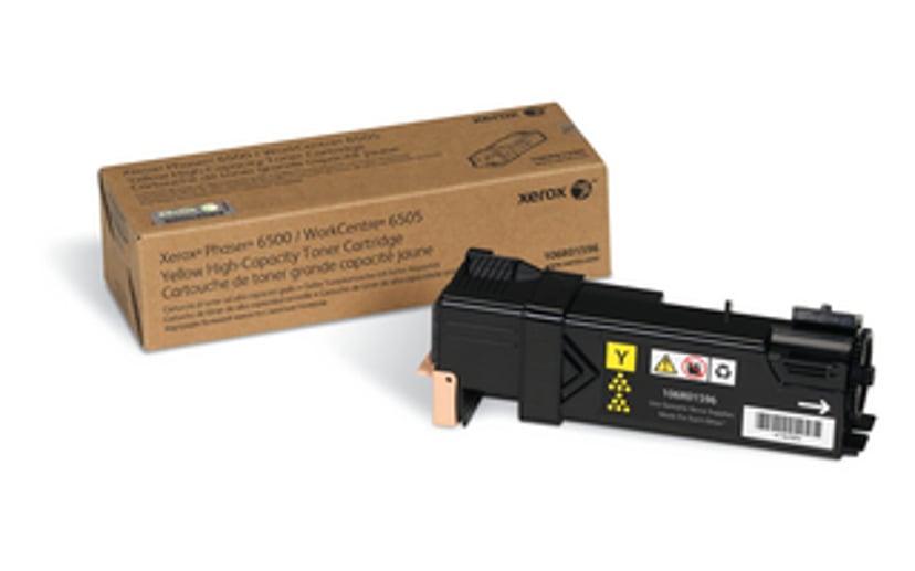 Xerox Toner Geel HC 2,5k - Phaser 6500/WC 6505