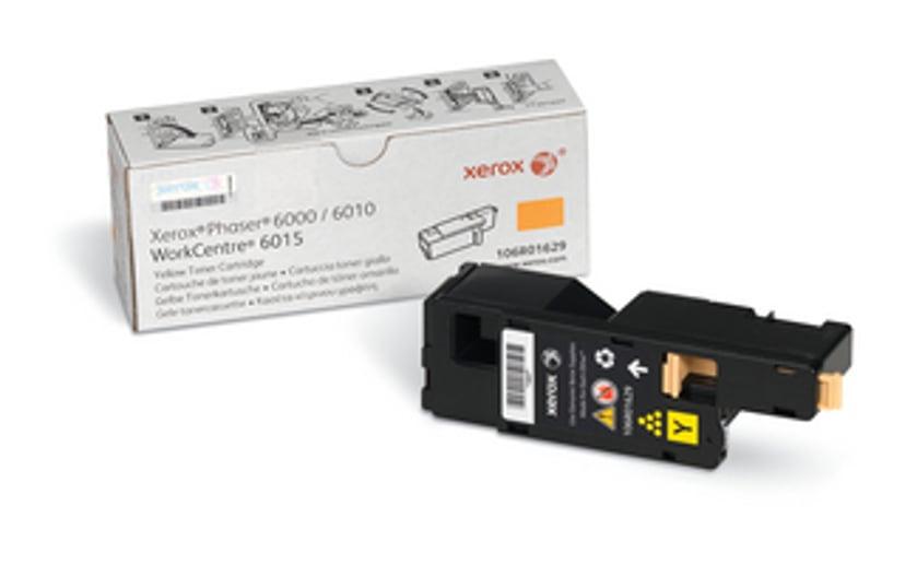 Xerox Toner Geel 1k - Phaser 6000/6010
