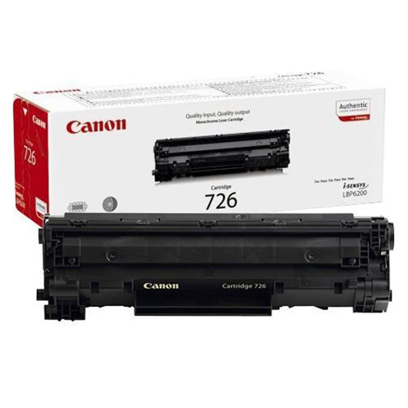 Canon Toner Sort 726, 2.1k - LBP-6200D
