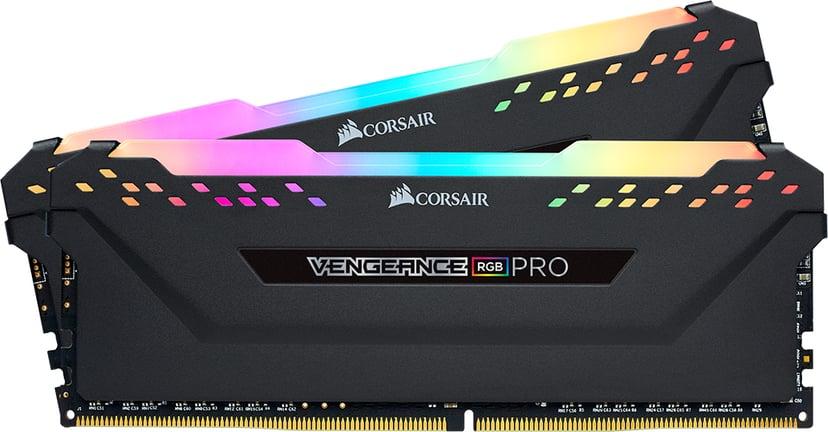 Corsair Vengeance RGB PRO 16GB 3,000MHz DDR4 SDRAM DIMM 288-PIN