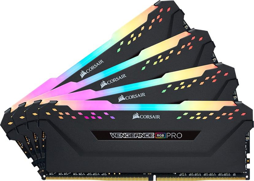 Corsair Vengeance RGB PRO 32GB 3,200MHz DDR4 SDRAM DIMM 288-pin