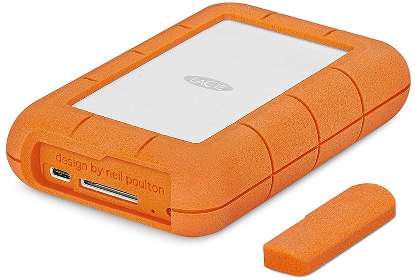 LaCie Rugged RAID Pro 2TB Orange, Silver