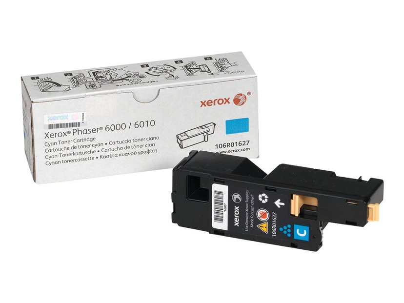 Xerox Toner Cyan 1k - Phaser 6000/6010