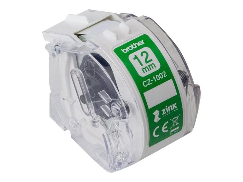 Brother Etikett/Färgband 12mm CZ-1002 - VC-500W