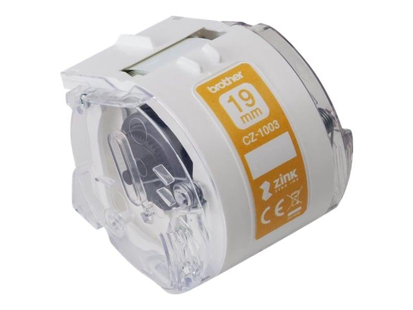Brother Etikett/Färgband 19mm CZ-1003 - VC-500W