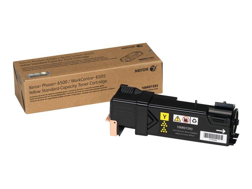 Xerox Värikasetti Keltainen 1k - Phaser 6500/WC 6505