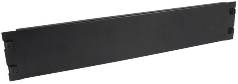 Startech 2U Blank Panel with Tool-less Installation