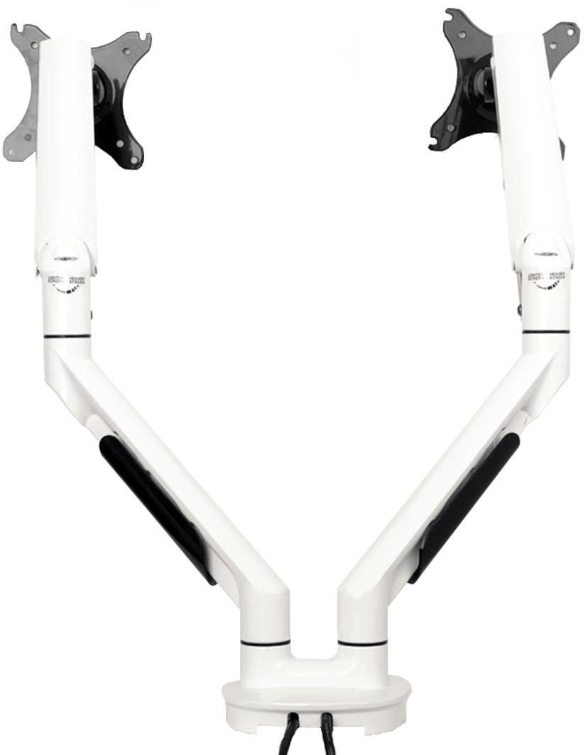 Prokord Gas Lift Arm Dual White