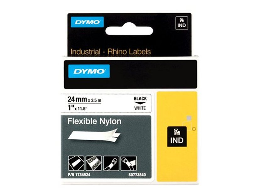 Dymo RhinoPRO Flexible Nylon