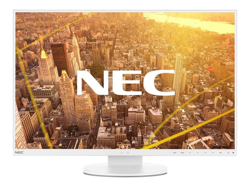 "NEC MultiSync EA245WMI-2 24"" FHD AH-IPS 16:10 Hvit 24"" 1920 x 1200 16:10"