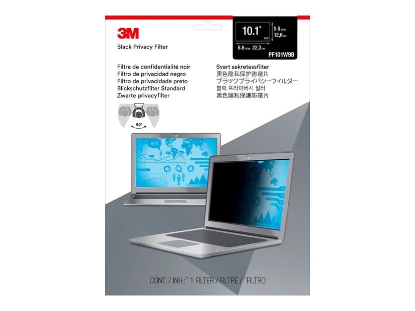 "3M Personvernfilter for bærbar datamaskin med 10,1"" widescreen 10.1"" 16:9"
