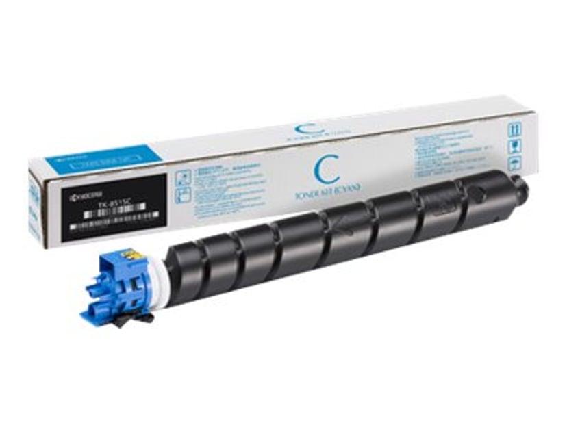 Kyocera Toner Cyan TK-8515C 20K - Taskalfa 5052Ci/6052Ci