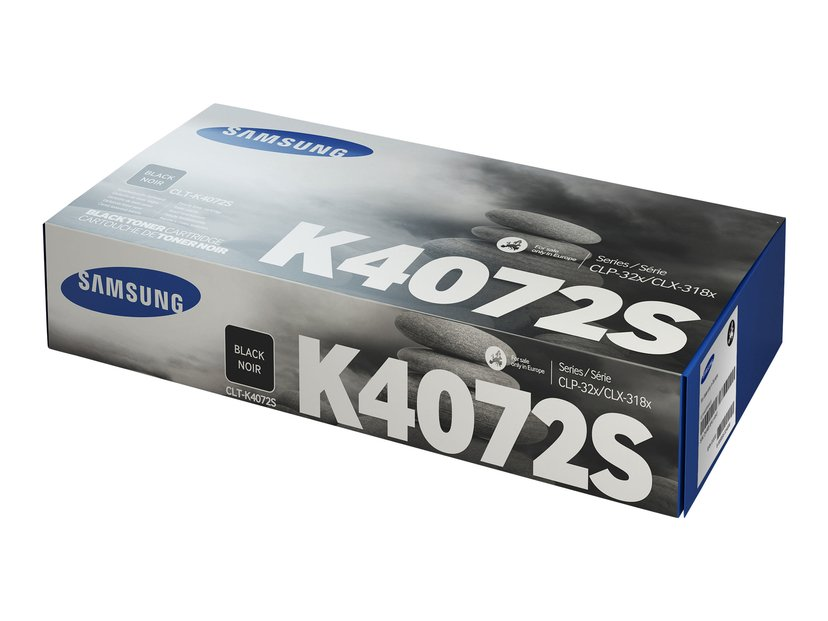 HP Samsung Toner Zwart CLT-K4072S - CLP-320/325/CLX-3185