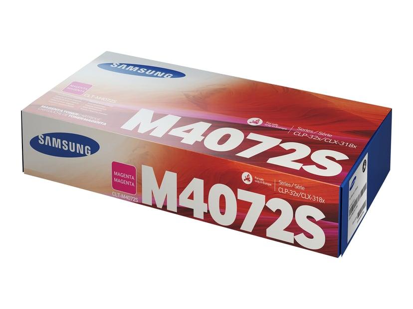 HP Samsung Toner Magenta CLT-M4072S - CLP-320/325/CLX-3185