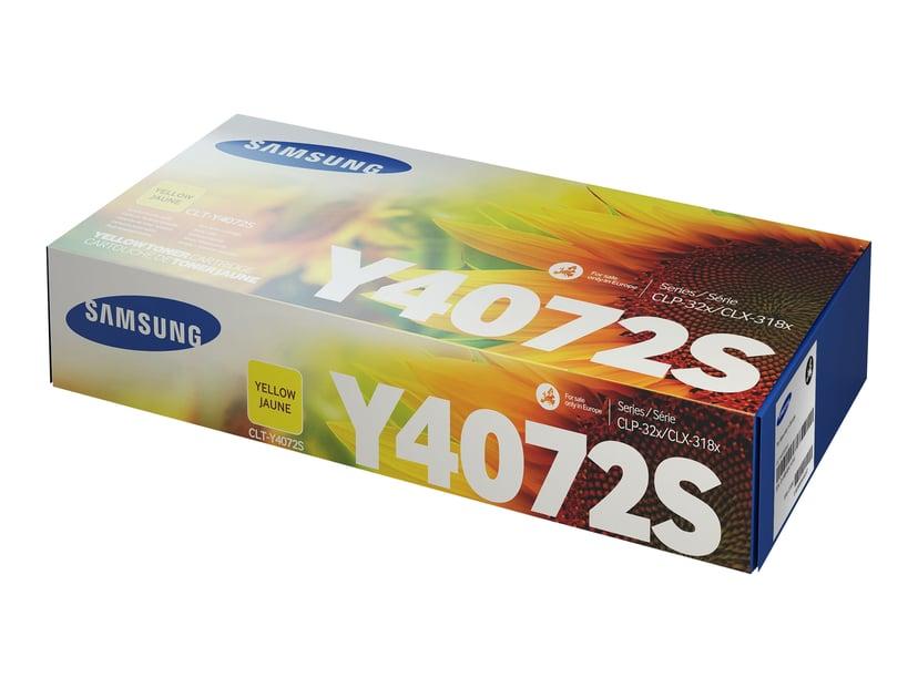 HP Samsung Toner Gul CLT-Y4072S - CLP-320/325/CLX-3185