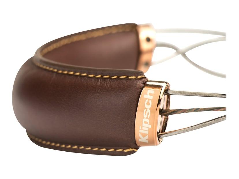Klipsch X12 Neckband In-Ear Bluetooth Brown Brun, Svart