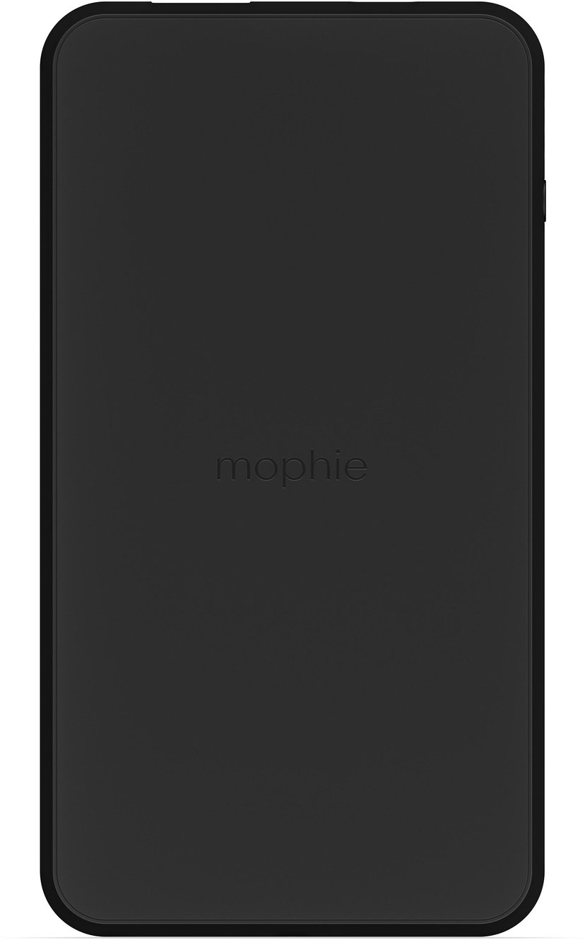 Mophie Charge Stream Powerstation Wireless 10,000milliampere hour 2.1A Sort