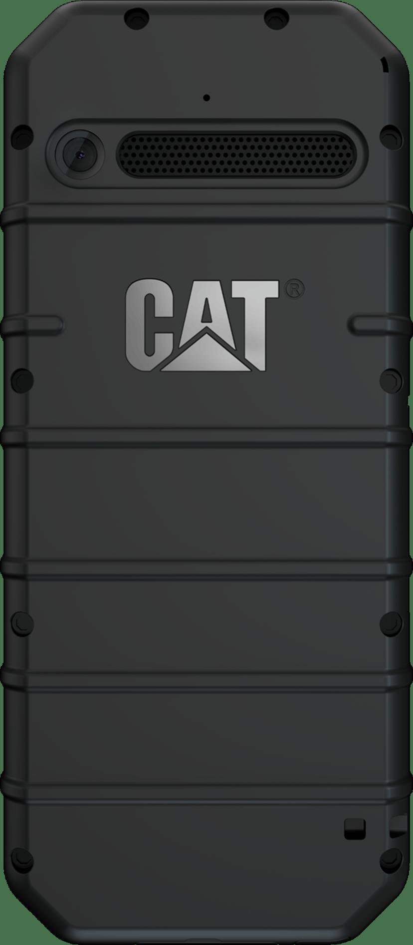 CAT B35 4G Svart