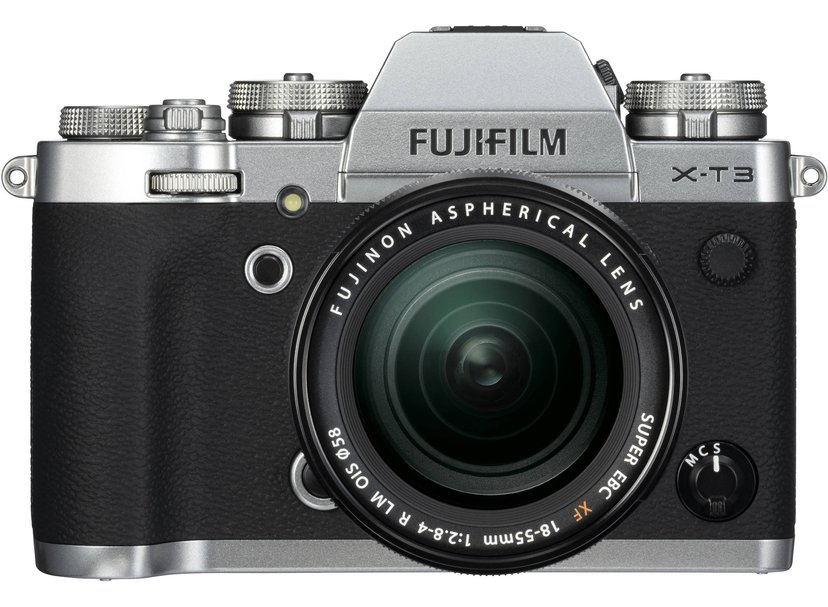 Fujifilm X-T3 + XF 18-55 mm f/2.8-4 R LM OIS