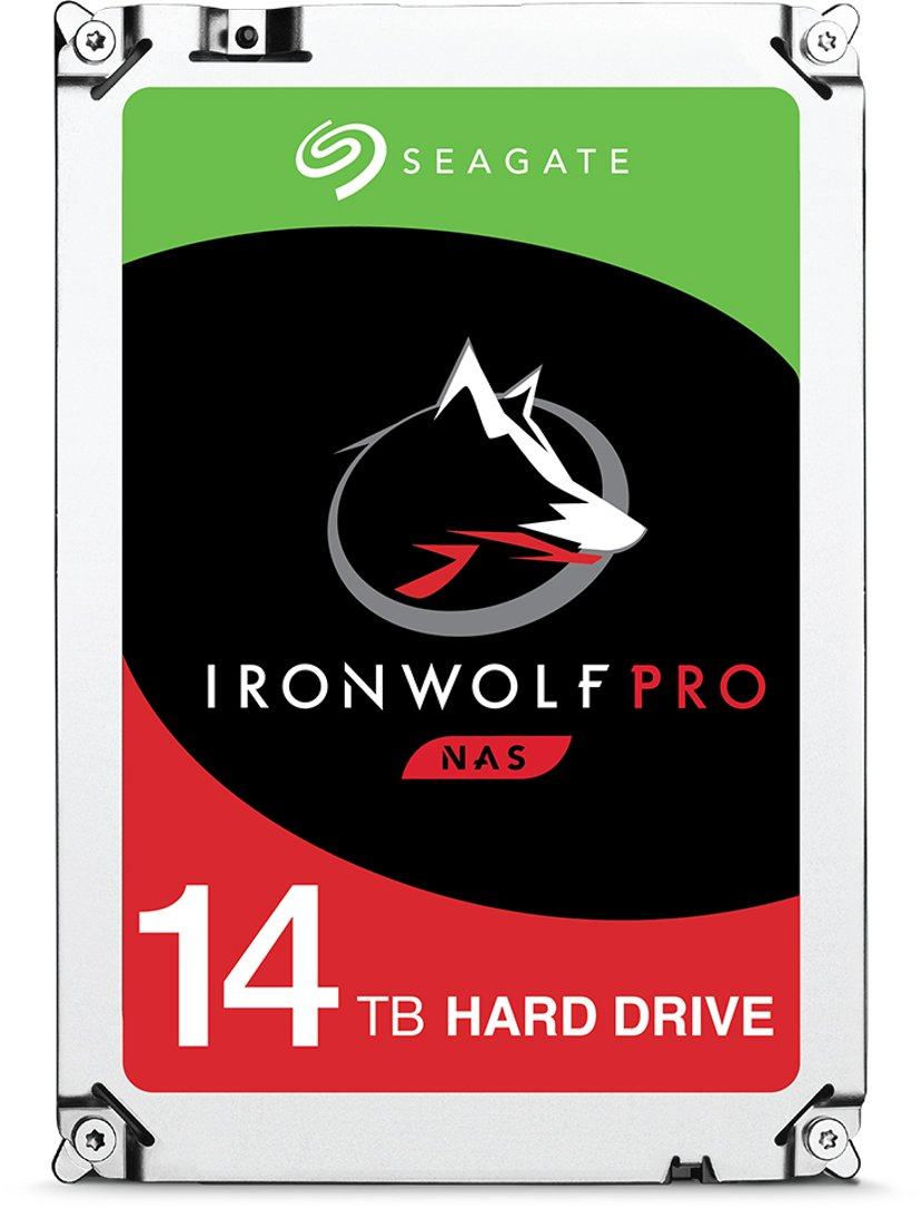 "Seagate IronWolf Pro 14TB 3.5"" Serial ATA-600"
