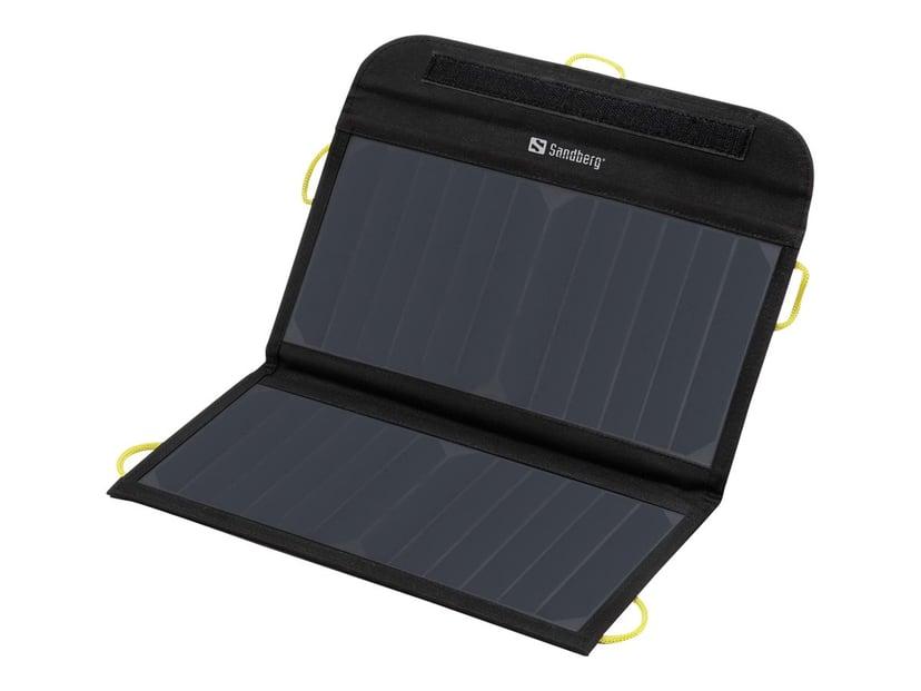 Sandberg Solar Charger 13W 2xUSB Svart