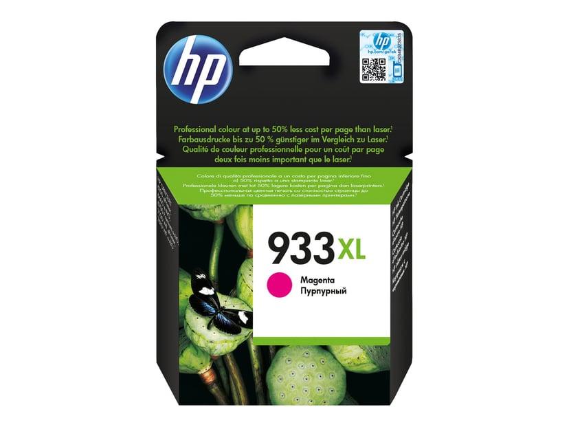 HP Bläck Magenta No.933XL - OfficeJet 6100/6600/6700