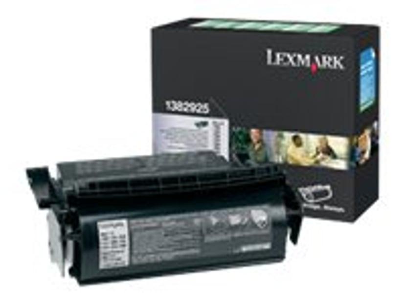 Lexmark Värikasetti Musta 17k - S125X/1650/1855 PREBAT