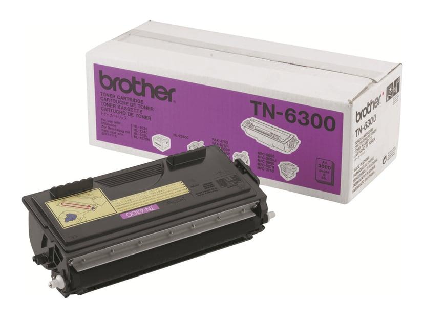 Brother Toner Sort 3k - HL-12X0/MFC9650/9870