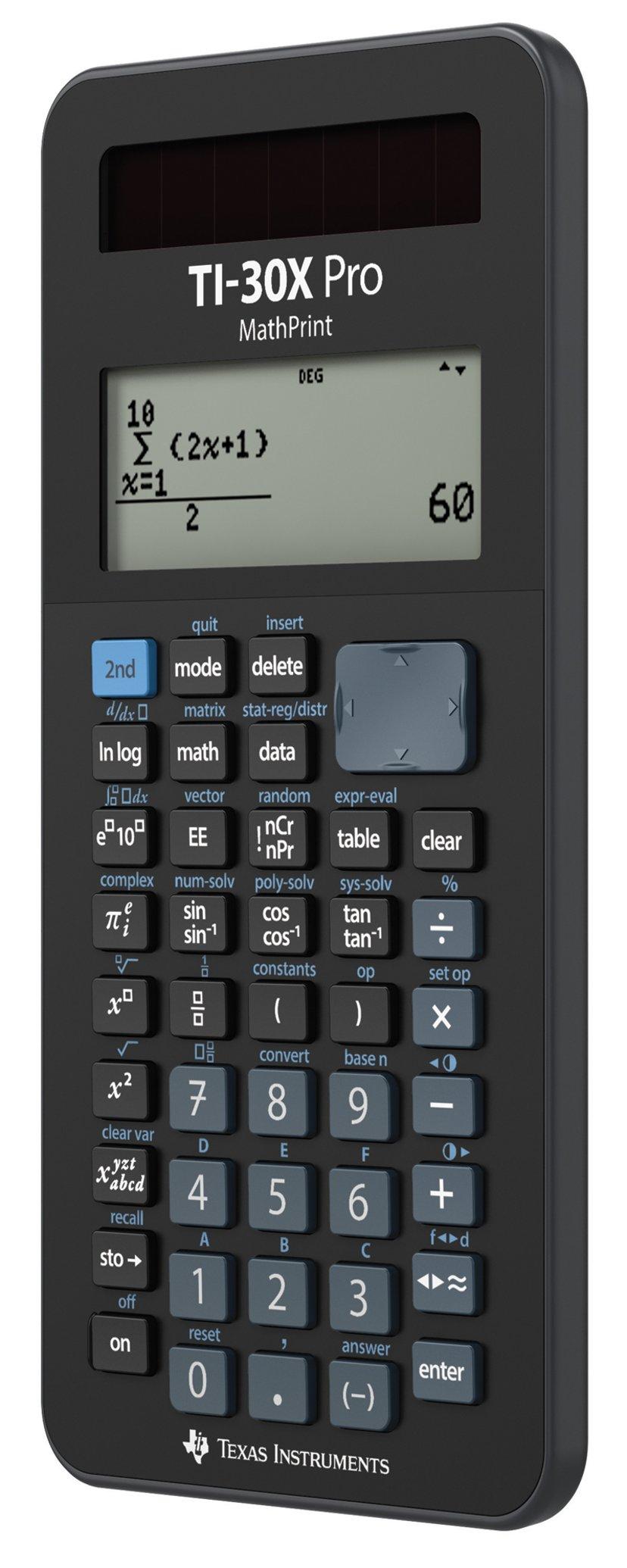 Texas Räknare TI-30X Pro MathPrint