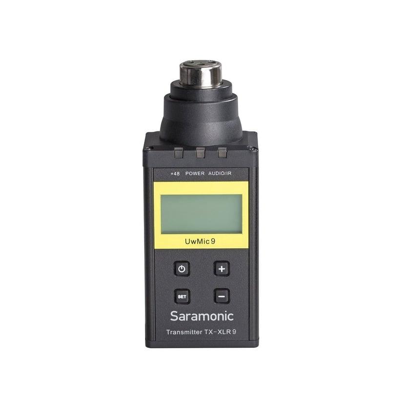 Saramonic Uhf Wireless Plug On Tx-Xlr9 Tx-Xlr9