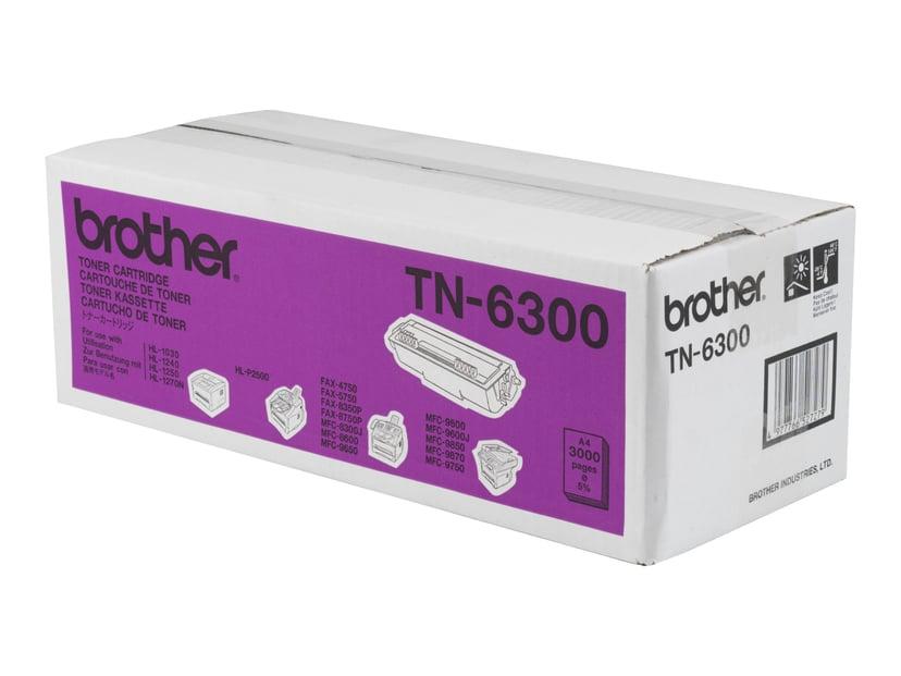 Brother Värikasetti Musta 3k - HL-12X0/MFC9650/9870