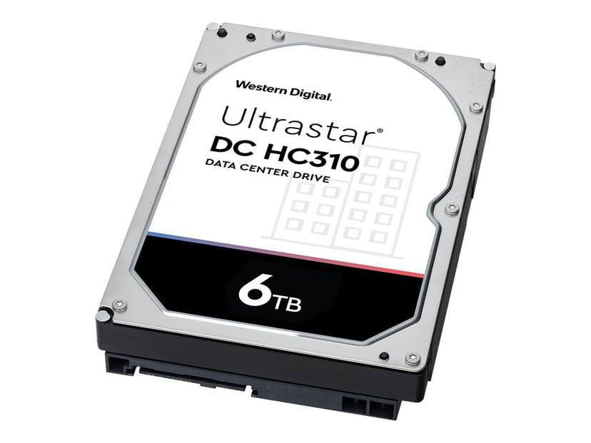 "WD Ultrastar DC HC310 6TB 3.5"" Serial ATA-600"