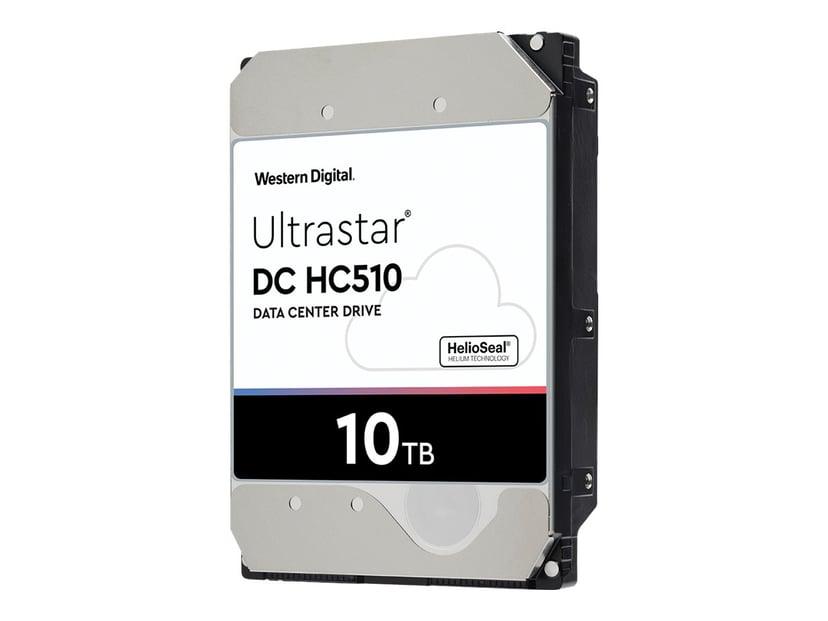 "WD Ultrastar DC HC510 10TB 3.5"" Serial ATA-600"