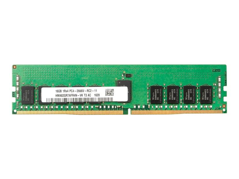 HP DDR4 16GB 2,666MHz DDR4 SDRAM DIMM 288-pin