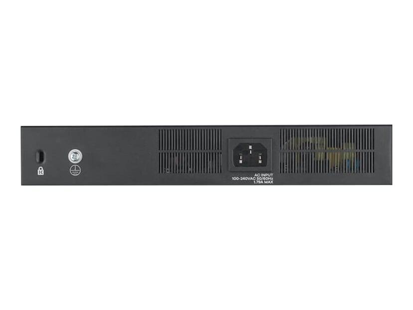 Zyxel Nebula GS1920-8HPv2 8-Port Gigabit PoE (130W) Smart Switch