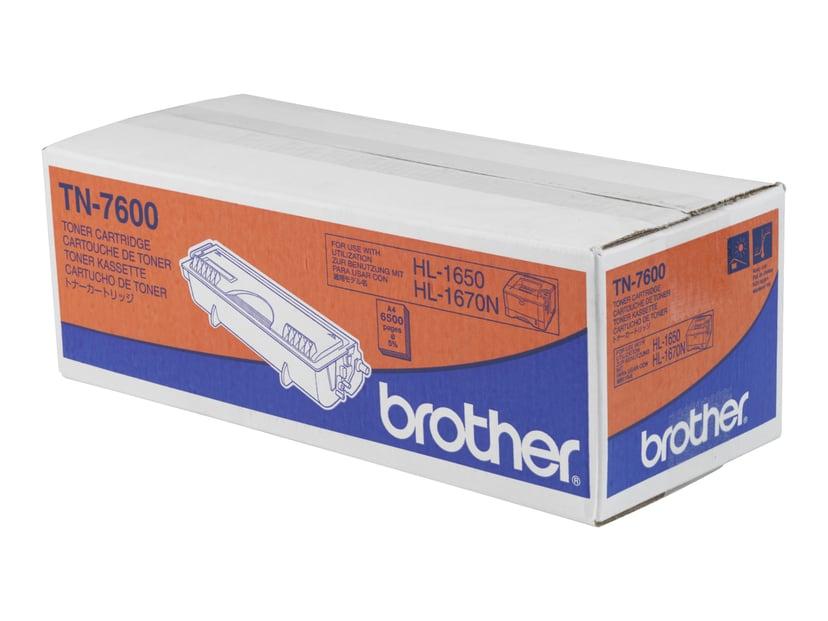 Brother Värikasetti Musta 6.5k - HL-1650/1670N/5030/5