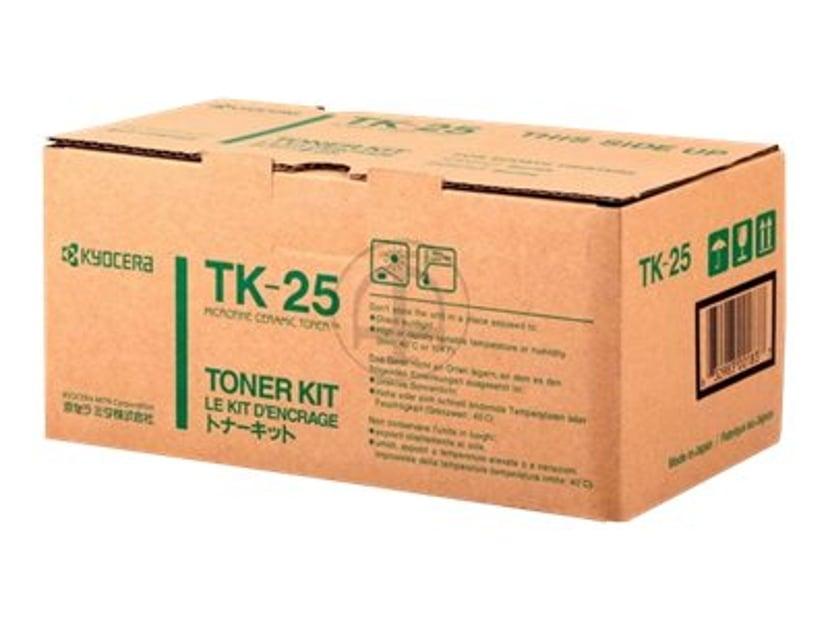 Kyocera Värikasetti Musta TK-25 - FS 1200