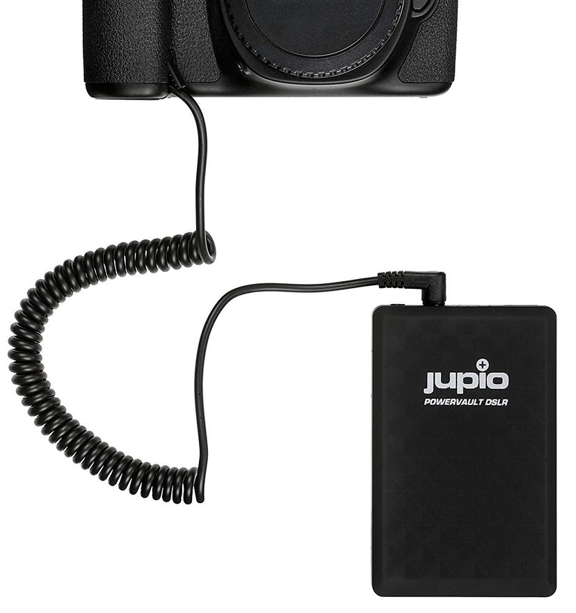 Jupio Powervault DSLR NP-FW50