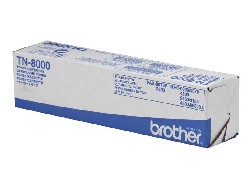 Brother Toner Svart 2.2k - FAX 8070P/ MFC-9070