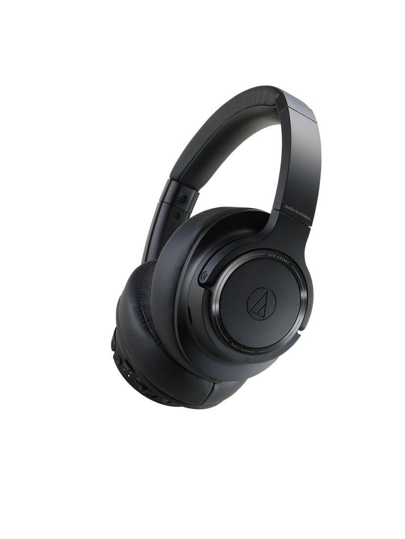 Audio-Technica ATH SR50BT Svart