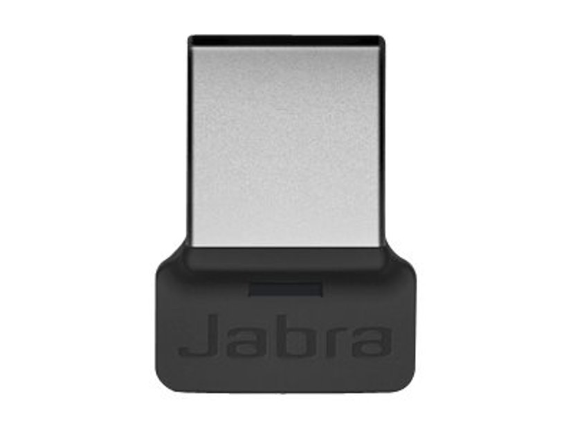 Jabra Evolve 65t + USB Dongle MS Grå, Svart